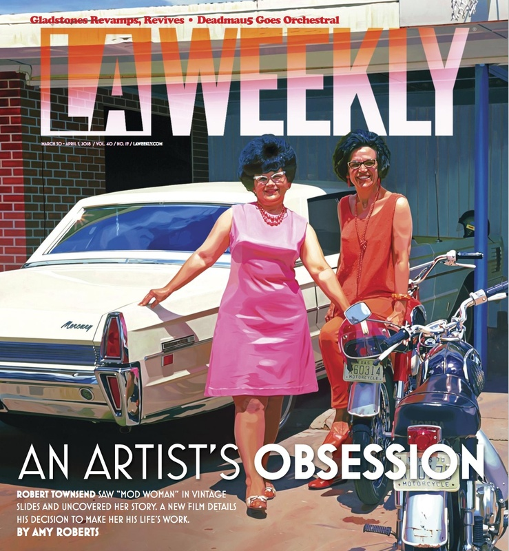 LA Weekly March 31- April 5, 2018